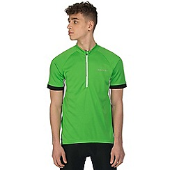 Dare 2B - Green Countdown cycling jersey top