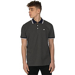 Dare 2B - Grey under rule polo shirt
