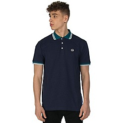 Dare 2B - Blue under rule polo shirt