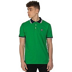 Dare 2B - Green under rule polo shirt