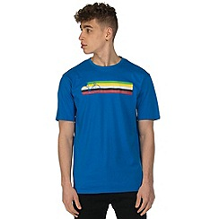 Dare 2B - Blue multiband print t-shirt