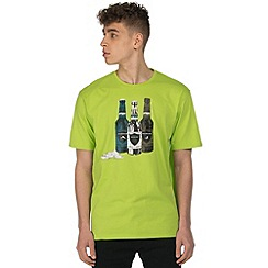 Dare 2B - Green bottle print t-shirt