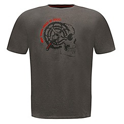 Dare 2B - Grey gearhead print t-shirt