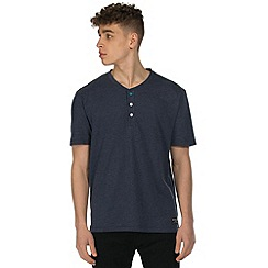 Dare 2B - Blue button up t-shirt
