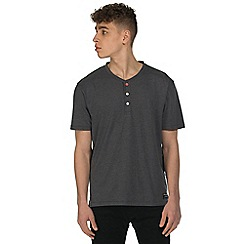 Dare 2B - Grey button up t-shirt