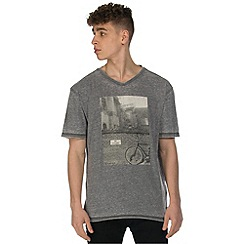 Dare 2B - Grey snapshot print t-shirt