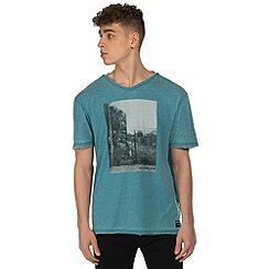 Dare 2B - Aqua snapshot print t-shirt