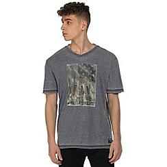 Dare 2B - Blue snapshot print t-shirt