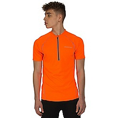 Dare 2B - Orange Jeopardy sports jersey top
