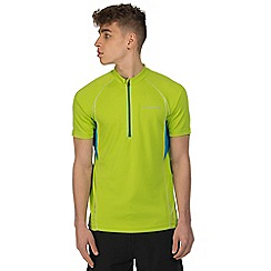 Dare 2B - Green Jeopardy sports jersey top