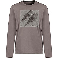 Dare 2B - Grey Nostalgia long sleeved t-shirt