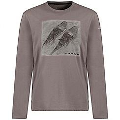 Dare 2B - Grey nostalgia long sleeved t-shirt