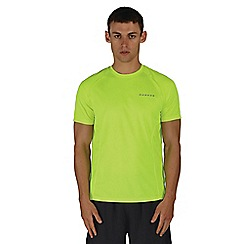 Dare 2B - Yellow undermine sports t-shirt