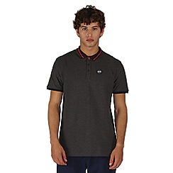 Dare 2B - Grey inundate polo shirt