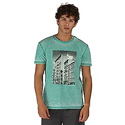 Dare 2B - Green interscape print t-shirt
