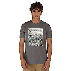 Dare 2B - Grey out of town t-shirt