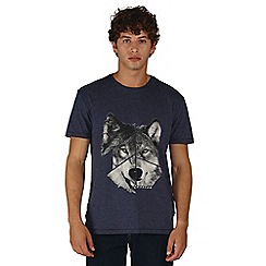 Dare 2B - Blue too wild print t-shirt