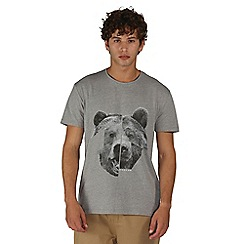 Dare 2B - Grey too wild print t-shirt