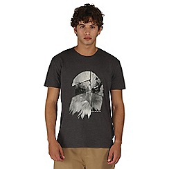 Dare 2B - Charcoal too wild print t-shirt
