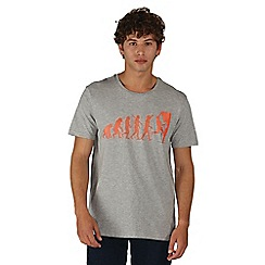 Dare 2B - Grey darwin print t-shirt