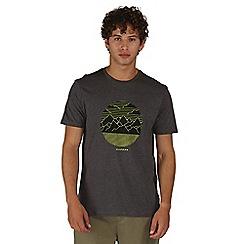 Dare 2B - Grey mountainous print t-shirt