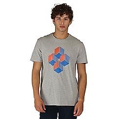 Dare 2B - Grey quixotic print t-shirt