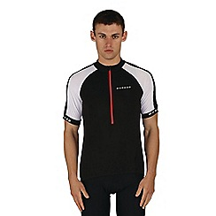 Dare 2B - Black outstart cycle jersey top