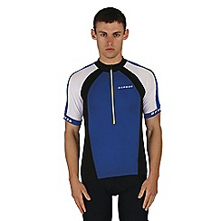 Dare 2B - Blue outstart cycle jersey top
