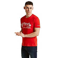 Dare 2B - Red 'Plentitude' short sleeved t-shirt