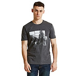 Dare 2B - Grey 'Plentitude' short sleeved t-shirt