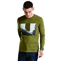 Dare 2B - Green 'Coalsece' long sleeve t-shirt