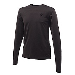 Dare 2B - Black Climatise II Long Sleeve Base Layer