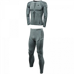 Dare 2B - Charcoal grey zonal ii base layer set