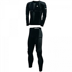 Dare 2B - Black zonal ii base layer set