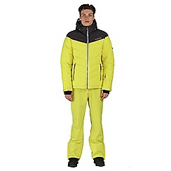 Dare 2B - Yellow Certify waterproof ski pant
