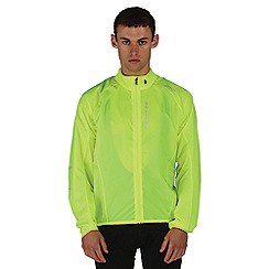 Dare 2B - Yellow ensphere waterproof sports jacket
