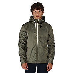 Dare 2B - Khaki prewarn showerproof sports jacket