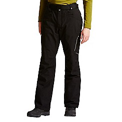 Dare 2B - Black 'free rein' waterproof ski trouser
