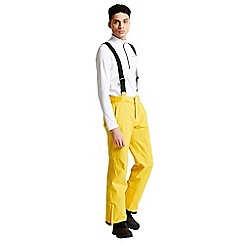 Dare 2B - Yellow 'Certify' waterproof ski pants