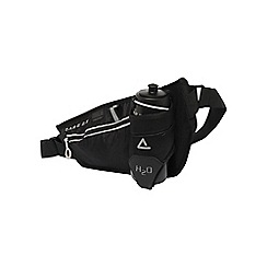 Dare 2B - Black ventura waist belt with water bottle