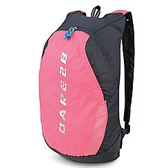 Dare 2B - Pink silicone packaway rucksack