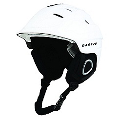 Dare 2B - White 'Guarda' adult ski helmet