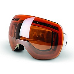 Dare 2B - White 'Liberta' adult ski goggles