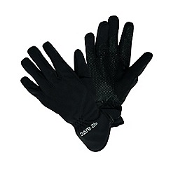 Dare 2B - Black Softshell sports glove