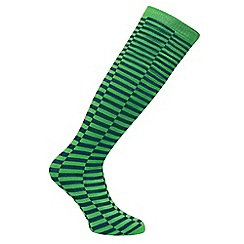 Dare 2B - Green footloose winter warm sock