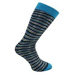 Dare 2B - Blue footloose winter warm sock