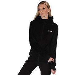 Dare 2B - Black radiant fluffy hooded fleece