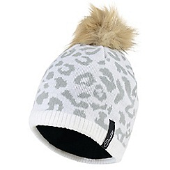 Dare 2B - Snow leopard Adorn bobble hat
