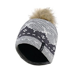Dare 2B - Grey Adorn bobble hat