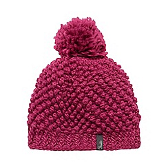 Dare 2B - Purple Receptive knit beanie